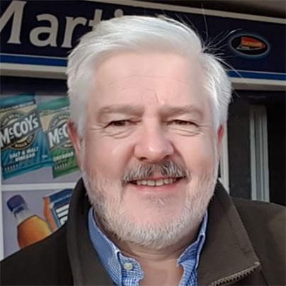 Charles Royden, Deputy Mayor, Borough and Parish Councillor