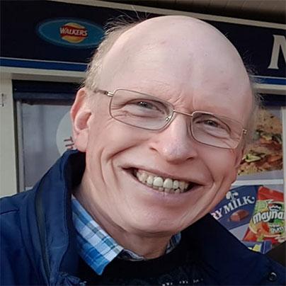 Parish Councillor Mark Fitzpatrick