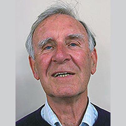 Parish Councillor Peter Blakeman