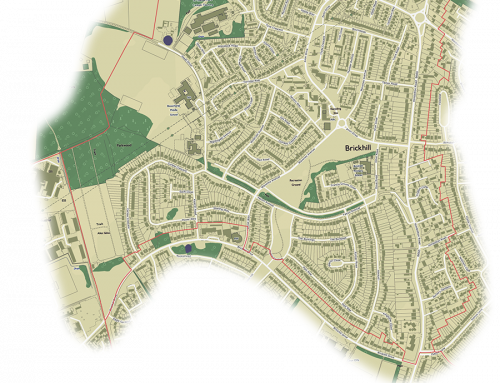 Brickhill Boundary Changes