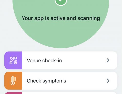 NHS Covid App – Test & Trace
