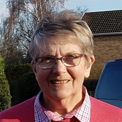 Borough and Parish Councillor Wendy Rider