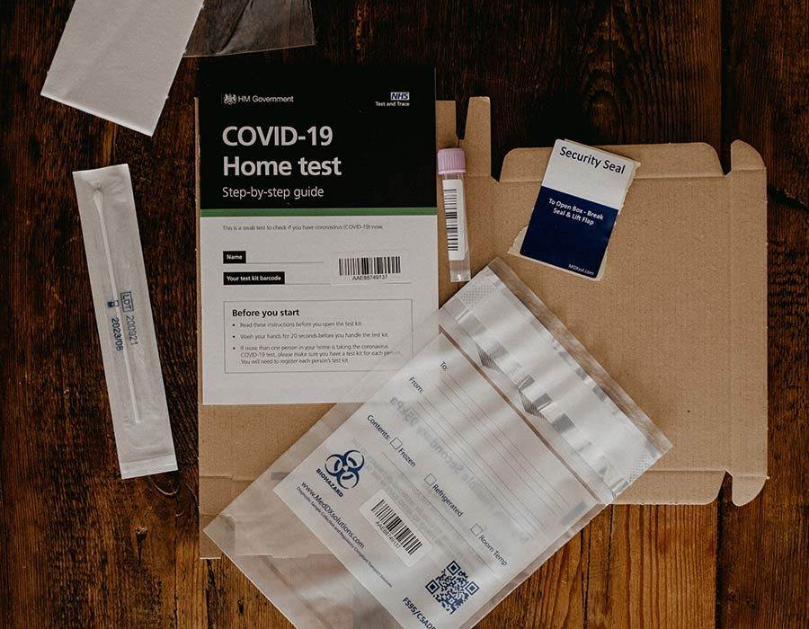 home test kit for covid