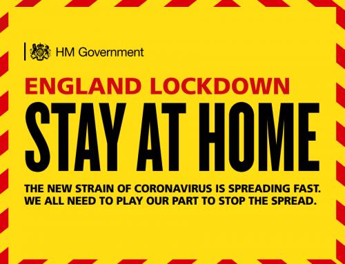 England Lockdown