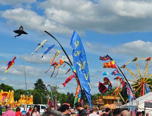 River, Kite & Motoring Festivals