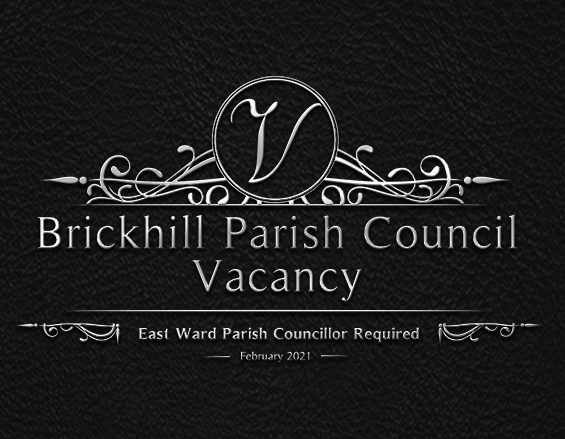 decorative image supporting for parish councillor vacancy text