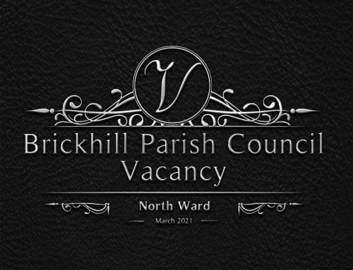 Notice of Parish Councillor Vacancy – North Ward