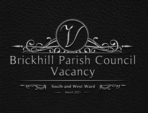 Notice of Parish Councillor Vacancy South & West Ward