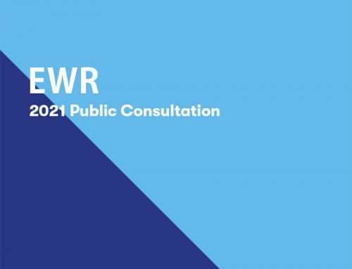 EWR 2nd CONSULTATION OPEN