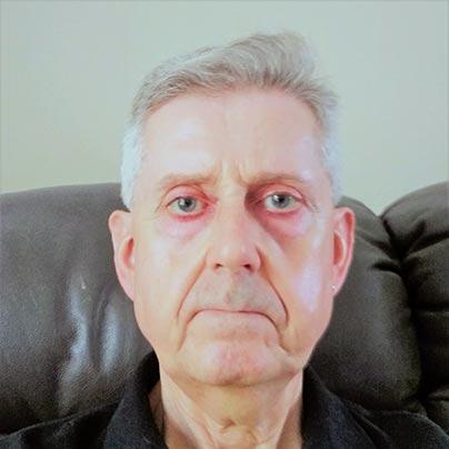 Parish Councillor Stuart Green
