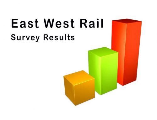 East West Rail – Survey Results
