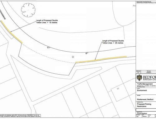 Proposed Parking Restrictions – Rooksmead