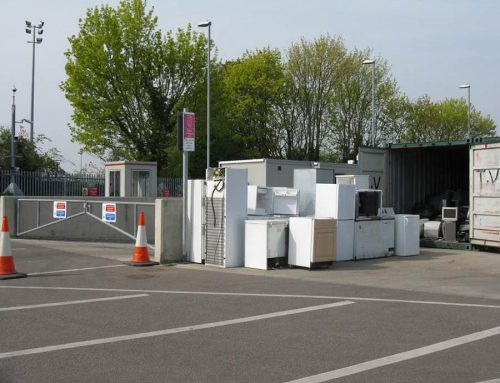 Barkers Lane – Recycling Centre